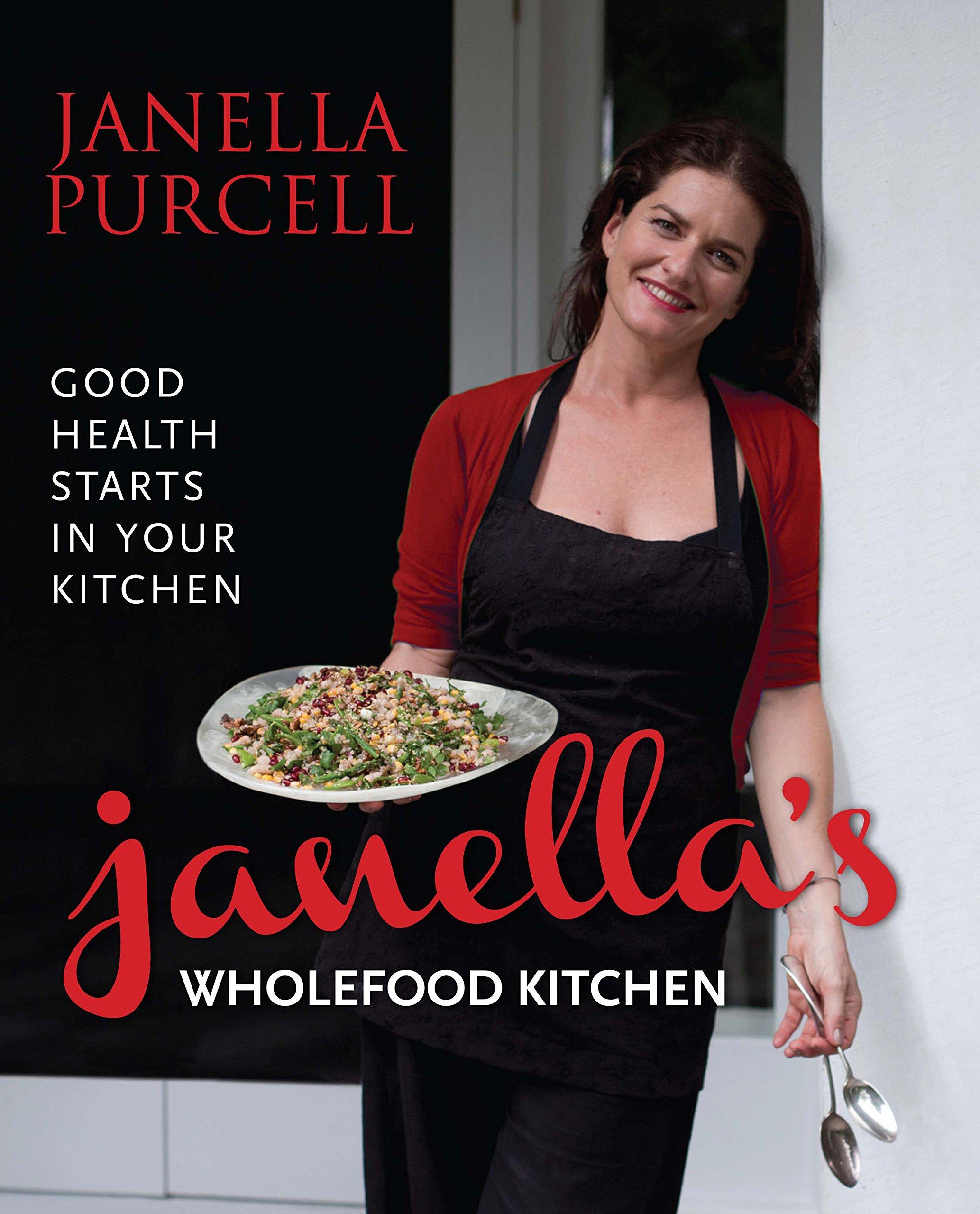 Janella's Wholefood Kitchen pdf epub
