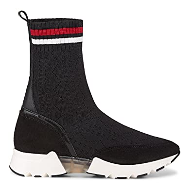 Another A Sock-Sneaker schwarz Damen