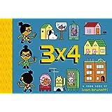 3x4: TOON Level 1 (TOON Books)