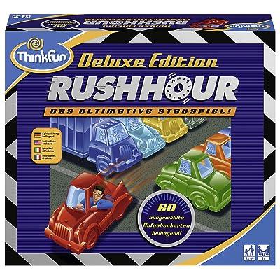 Ravensburger 76305 ThinkFun Rush Hour Deluxe Parte: Juguetes y juegos