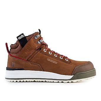 Scruffs Switchback Sb-P Men Safety Boots, Brown (Brown), 7 UK