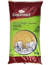 Gourmet - Arroz largo vaporizado - 5 kg