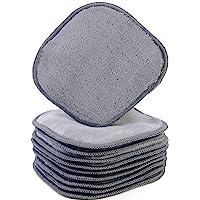 Polyte - Premium microvezel fleece doek om makeup te verwijderen en uw gezicht te reinigen - hypoallergeen en…