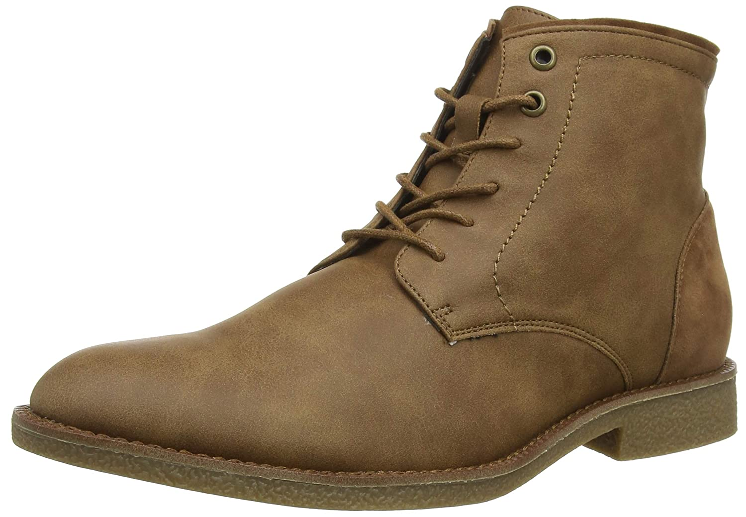 New Look Arizona Zip, Botas Clasicas para Hombre