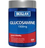 Bioglan BG Glucosamine, 1500mg (200s), 0.44 Kilograms