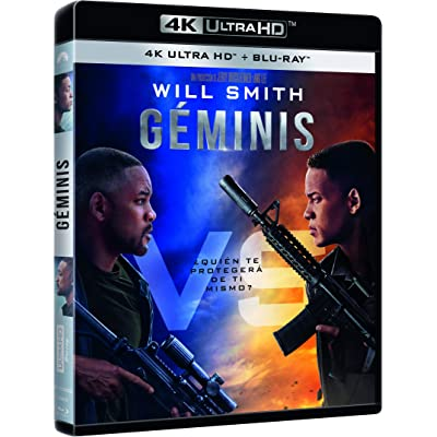 Géminis (4K Ultra HD + BD) [Blu-ray]