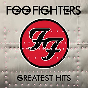Image result for foo fighters greatest hits album