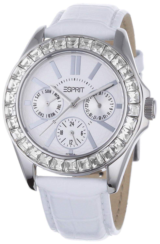Armbanduhr damen esprit  Esprit Damen Armbanduhr DOLCE VITA WHITE A.ES102392003: Amazon.de ...