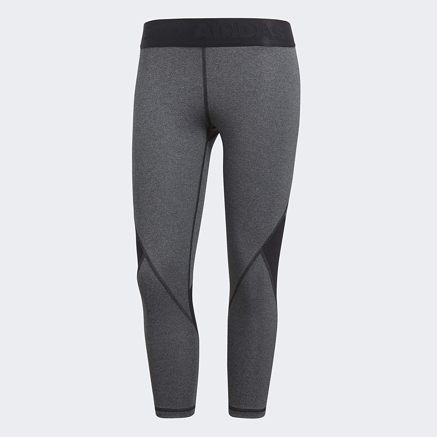 3e129bce Amazon.com : adidas Women's Alphaskin Sport 3/4 Length Tight : Clothing
