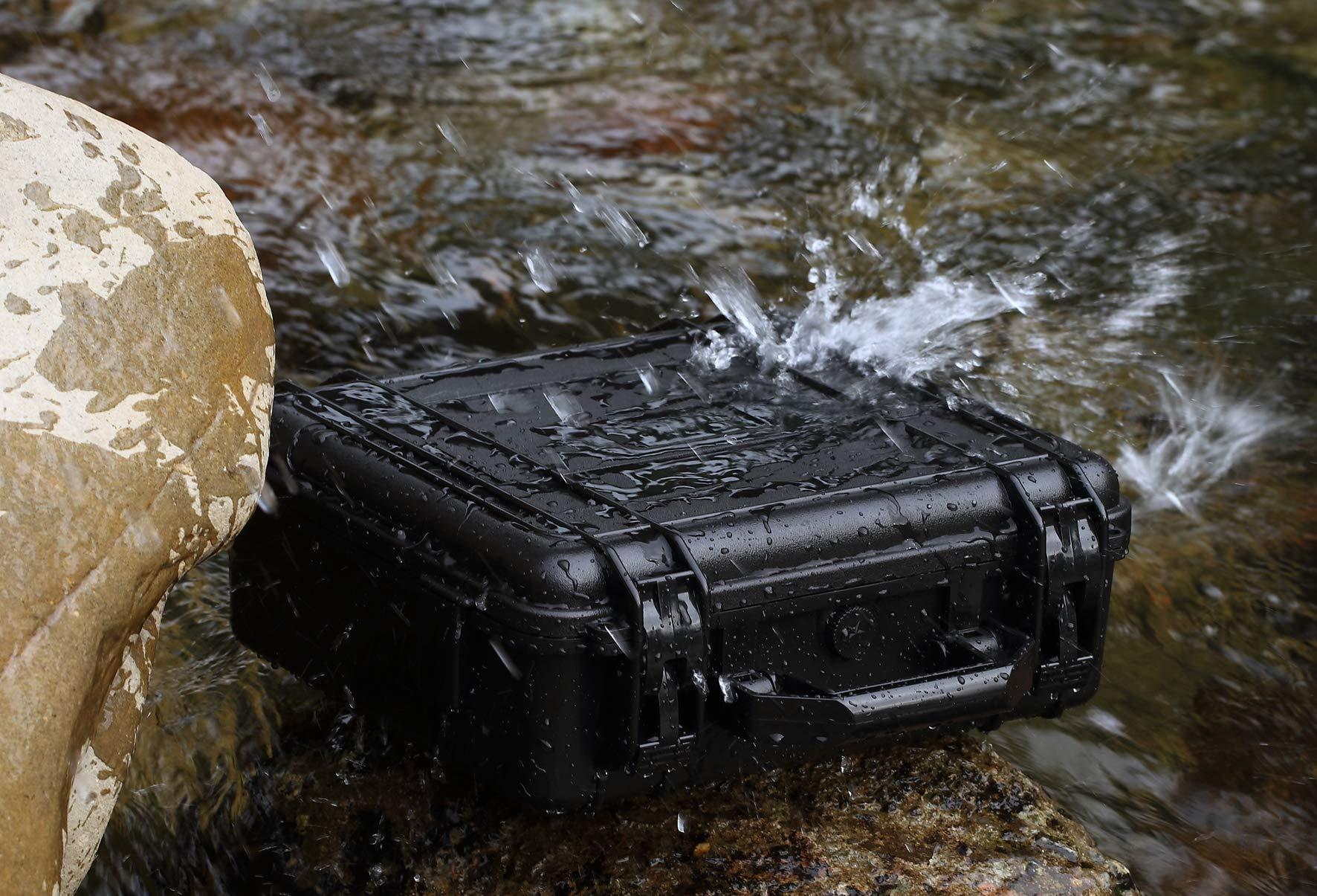 Koozam DJI Mavic 2 Waterproof Hard Case, with Smart Controller, for Mavic 2 Pro and Zoom Drones, Waterproof and Shockproof (for Mavic 2 with Smart Controller) by Koozam (Image #7)