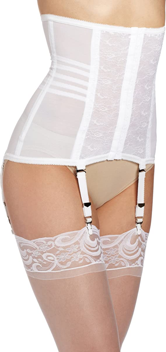 Vintage Lingerie | New Underwear, Bras, Slips Rago Womens Plus-Size Waist Cincher $40.69 AT vintagedancer.com