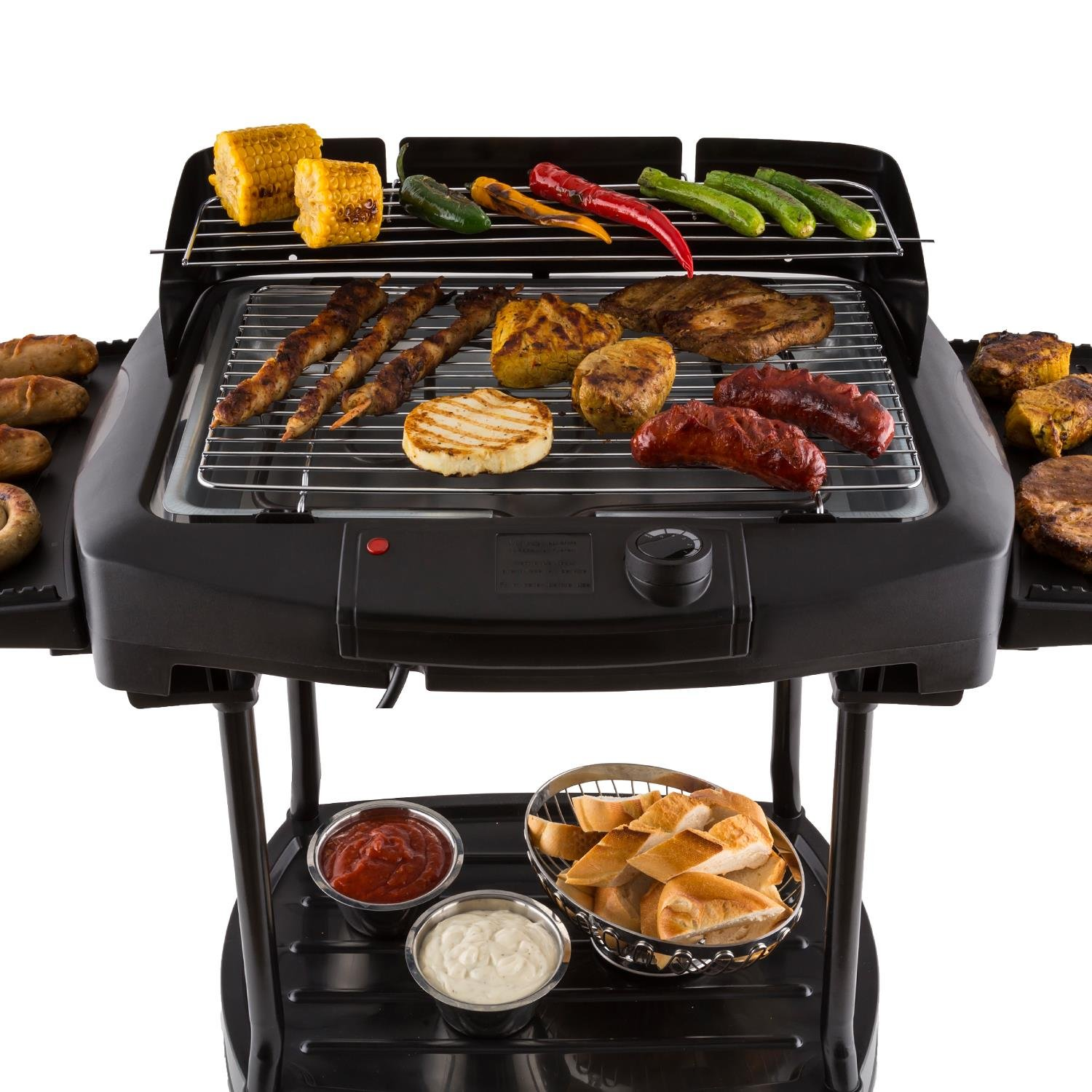 Oneconcept Dr. Beef Summer Edition • Grill eléctrico ...