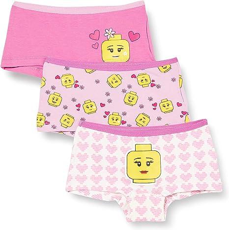 LEGO LEGO Mädchen Mw - Hipster/Panties im Dreier Pack