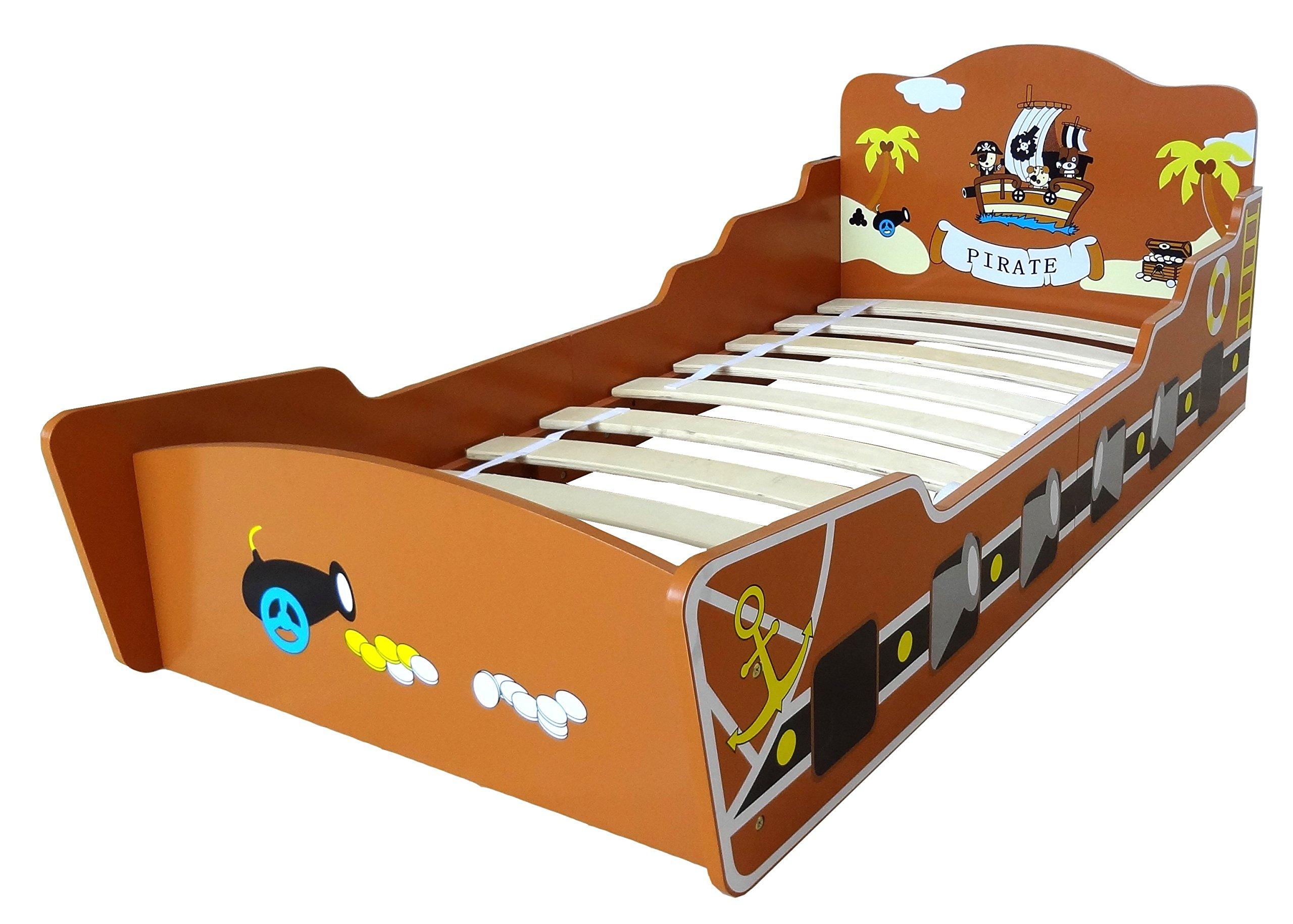 Kiddi Style Cama Infantil Madera de Piratas - Madera per ninos product image