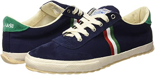 El Ganso Match Dark Blue Canvas Ribbon - Zapatillas para Hombre, Color Azul, Talla 36: Amazon.es: Zapatos y complementos