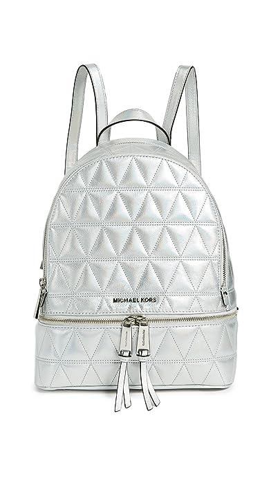 MICHAEL Michael Kors - mochila pequeña Rhea Para mujer: Amazon.es: Ropa y accesorios