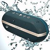 INSMY Portable Bluetooth Speakers, 20W Wireless Speaker Loud Stereo Sound Rich Bass, IPX7 Waterproof Floating, TWS…