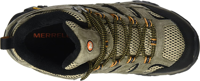 Merrell Moab 2 Leather Mid GTX, Botas de Senderismo Hombre: Amazon.es: Zapatos y complementos