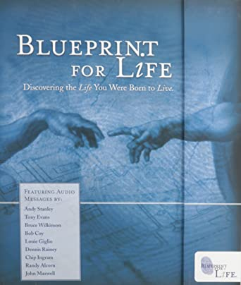 Amazon the blueprint for life study andy stanley tony evans the blueprint for life study malvernweather Gallery