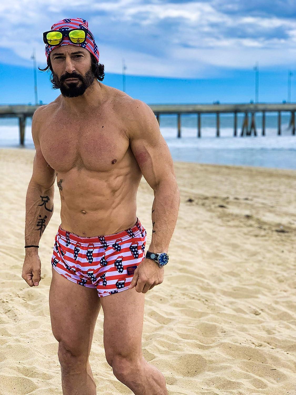 Pantaloncini Corti sportivi da Uomo Sunga Life Silkies