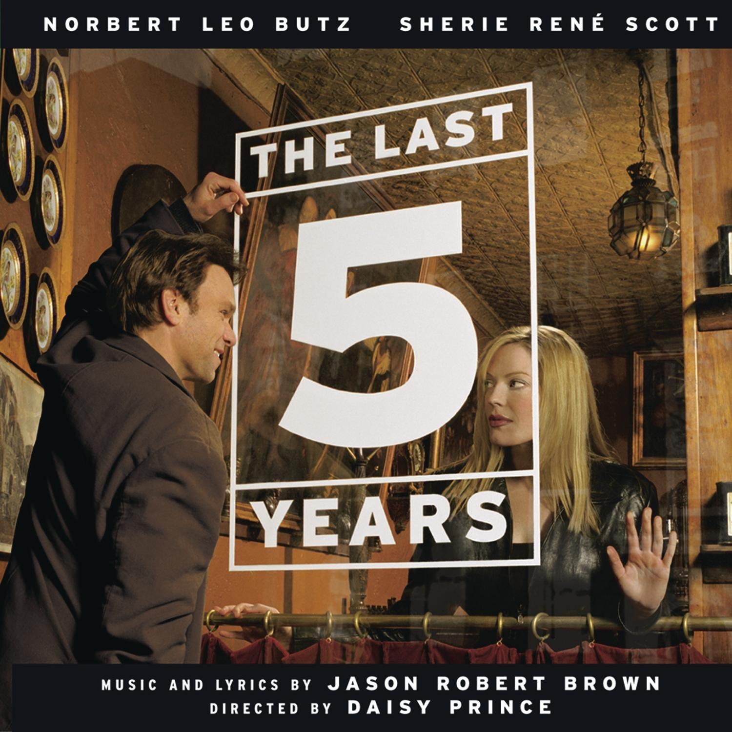 The Last Now free shipping 5 Years Quality inspection 2002 Off-Broadway Cast