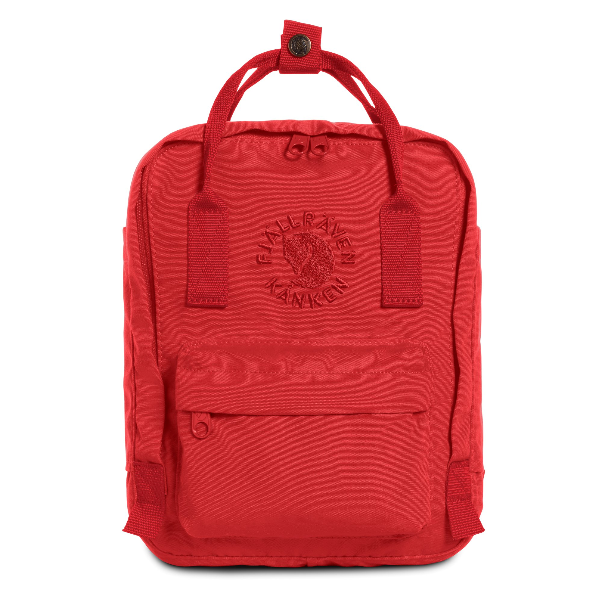 Fjallraven Unisex Re-K?nken Mini Red Backpack