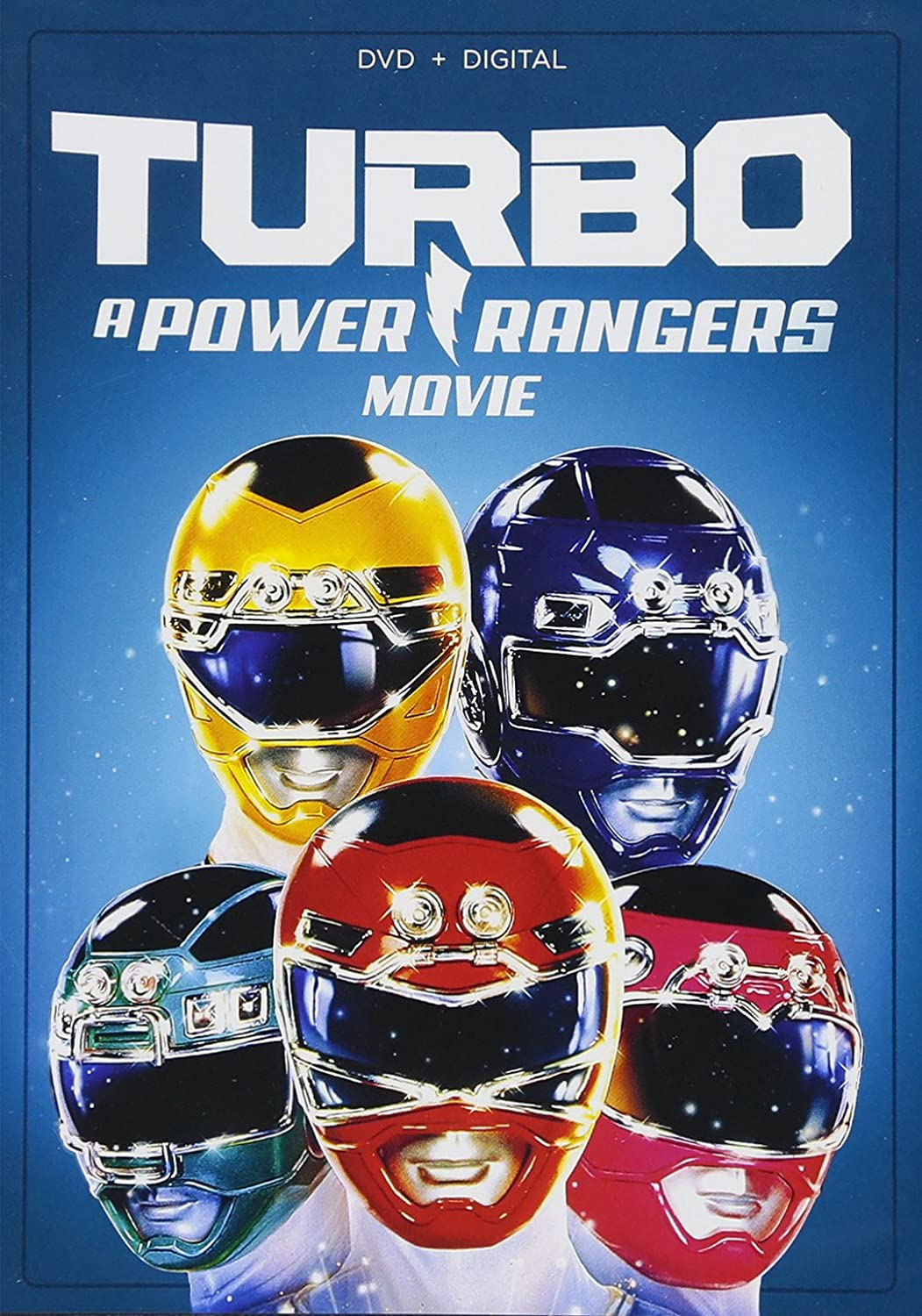 Turbo: Power Rangers Movie Edizione: Stati Uniti Italia DVD: Amazon.es: Cine y Series TV