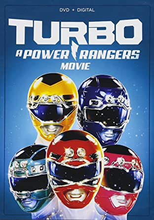 Power Rangers: Turbo Pr Movie