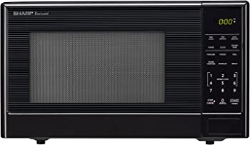 Sharp Compact 1.1 cu.ft. Microwave Oven