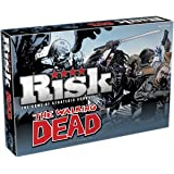 Winning Moves 021814 - Gioco da Tavolo Risk Walking Dead, Versione Inglese