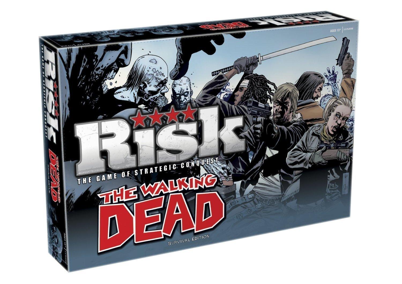 Risk The Walking Deadhttps://amzn.to/2RJLr3f