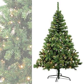 Kunstlicher christbaum mit led beleuchtung