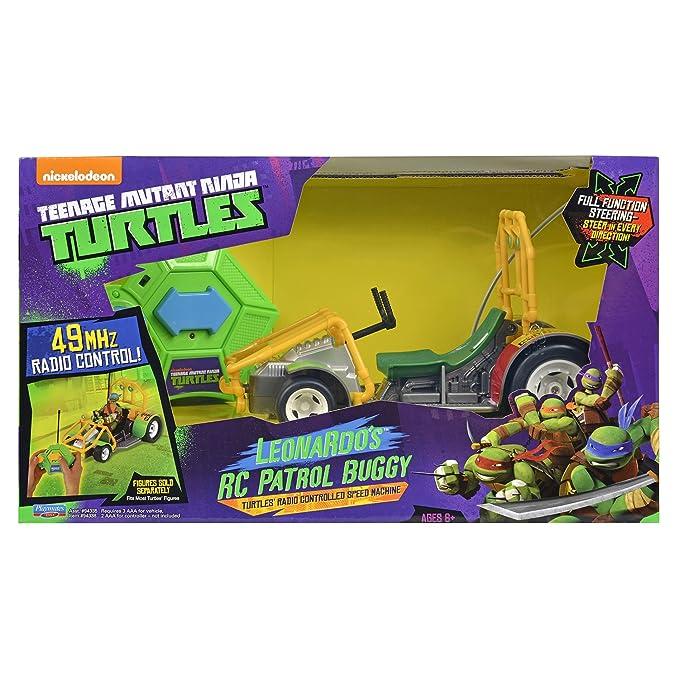 Teenage Mutant Ninja Turtles Radio Control Patrol Buggy ...