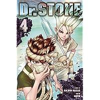 Dr. STONE, Vol. 4
