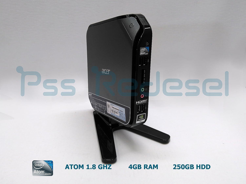 Acer Veriton N282G 1.8GHz D525 Negro Mini PC - Ordenador de ...