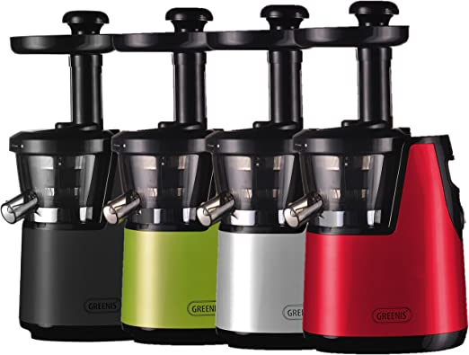 Extractor de zumos Greenis F-9010 Verde. Extractores de zumo de ...