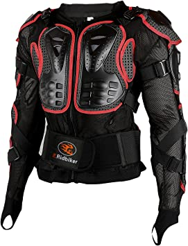 New Sport Racing Skiing Motorcycle Full Body Armor Spine Chest Protective Jacket