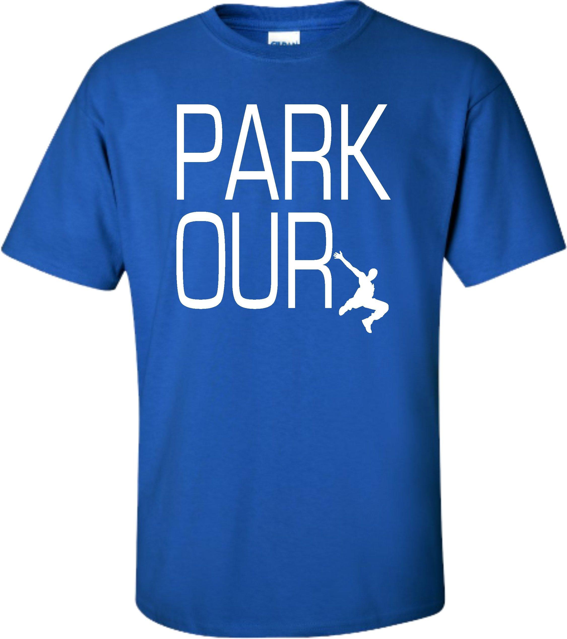 Parkour Logo T Shirt 3200