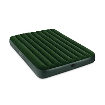 Intex 66969 Prestige Downy Green - Cama Hinchable (batería ...