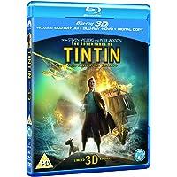 The Adventures of Tintin: The Secret Of The Unicorn [2012] [Region Free]