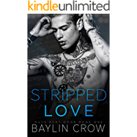 Stripped Love (Guys Next Door Book 1) book cover