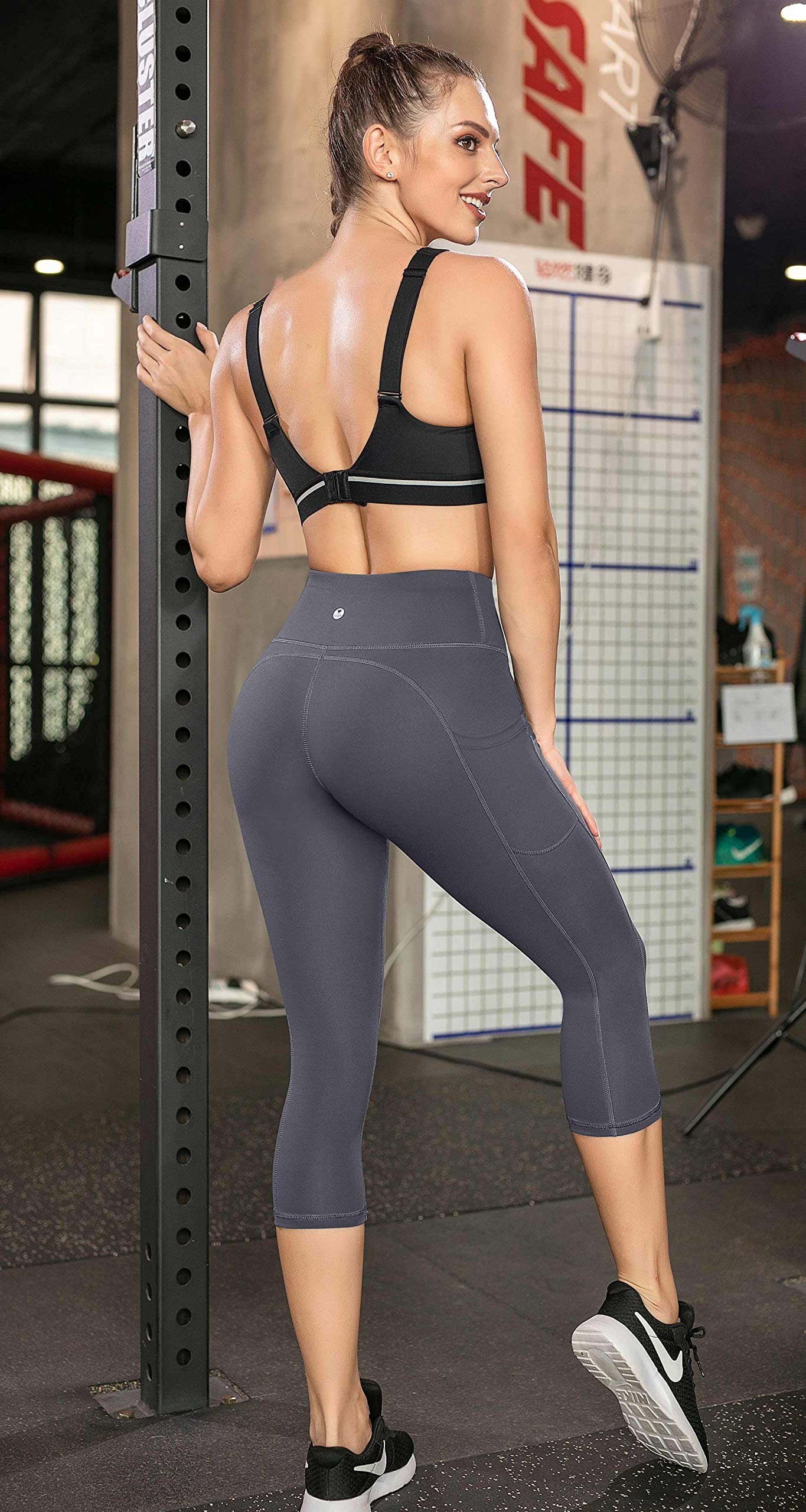 How to choose workout pants for women according to each body shape