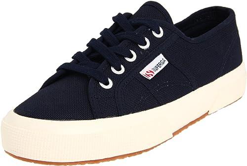 773e1d4fada7d Superga Unisex 2750 Cotu Classic Fashion Sneaker, Navy, 35 EU/Womens 5 M