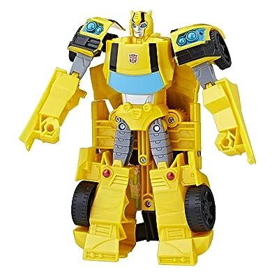 TRANSFORMERS CYBERVERSE ULTRA CLASS BUMBLEBEE: Toys & Games [5Bkhe0206343]