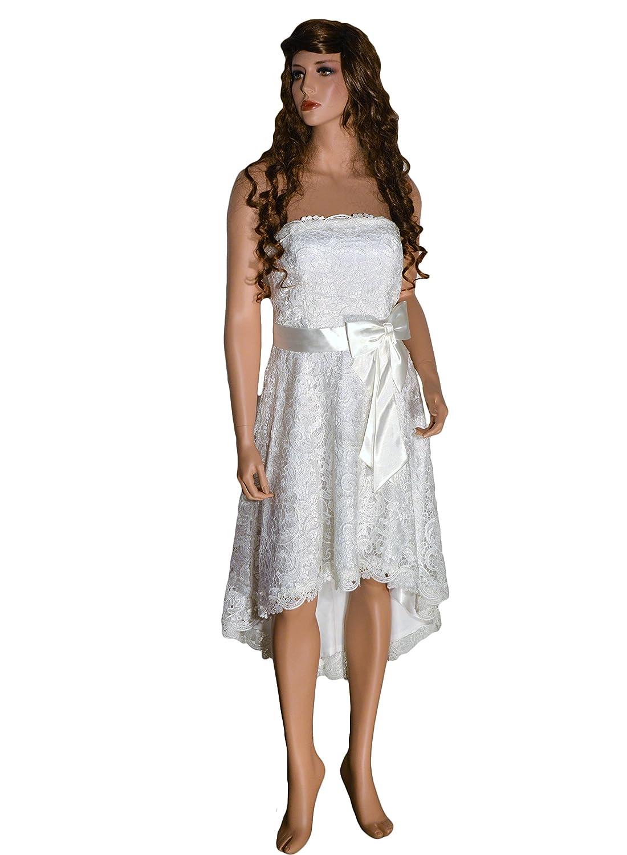Wunderschönes Standesamtkleid Prom Gala,Festliches Abendkleid ...
