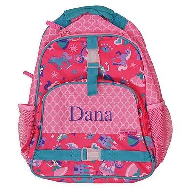 Amazon.com | Personalized Princess Backpack, 12'' x 16'' x 5.5 ...