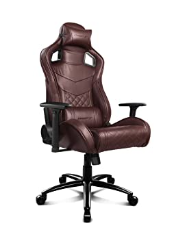 Drift DR450 - DR450BW - Silla Gaming, Color Marrón