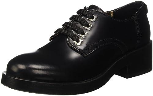 Guess Zoe, Mocasines para Mujer, Negro, 35 EU: Amazon.es: Zapatos y complementos