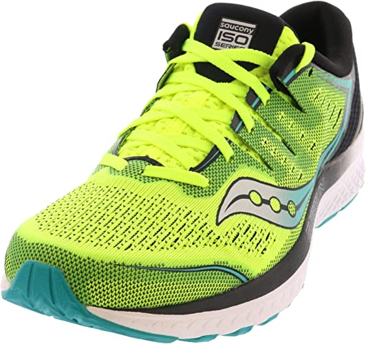 Saucony Men's Guide Iso 2 Competition Running Shoes: Amazon.co.uk: Shoes &  Bags