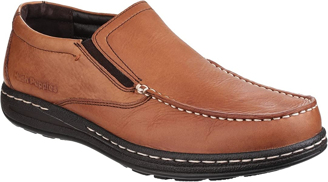 Hush Puppies Mens Vicar Victory Loafers Amazoncouk Shoes Bags